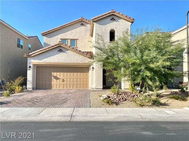 262 Cullerton Street, Las Vegas, NV 89148 (MLS #2334491) :: Jeffrey Sabel