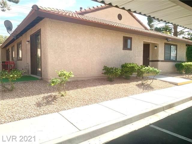 3375 E Tompkins Avenue #147, Las Vegas, NV 89121 (MLS #2334494) :: 775 REALTY