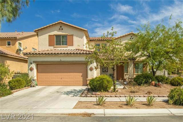 2614 Early Light Drive, Las Vegas, NV 89142 (MLS #2334500) :: Lindstrom Radcliffe Group