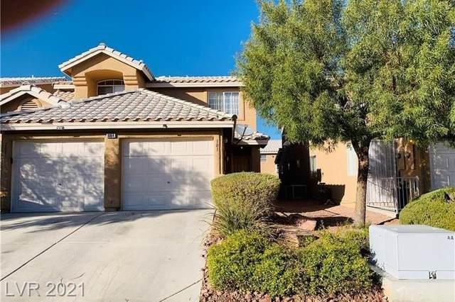 8064 Cimarron Ridge Drive #101, Las Vegas, NV 89128 (MLS #2334506) :: Keller Williams Realty
