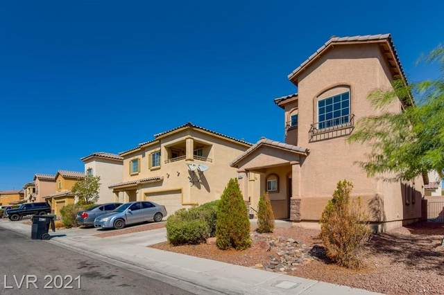 3548 Terneza Avenue, North Las Vegas, NV 89081 (MLS #2334511) :: Custom Fit Real Estate Group