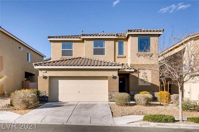 9242 Wittig Avenue, Las Vegas, NV 89149 (MLS #2334515) :: Vestuto Realty Group
