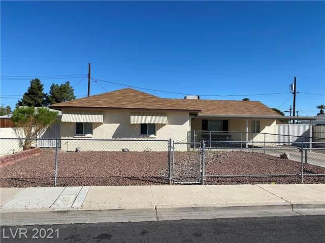 4306 Dover Place, Las Vegas, NV 89107 (MLS #2334517) :: Lindstrom Radcliffe Group