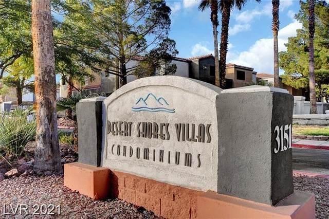 3151 Soaring Gulls Drive #1141, Las Vegas, NV 89128 (MLS #2334518) :: Signature Real Estate Group