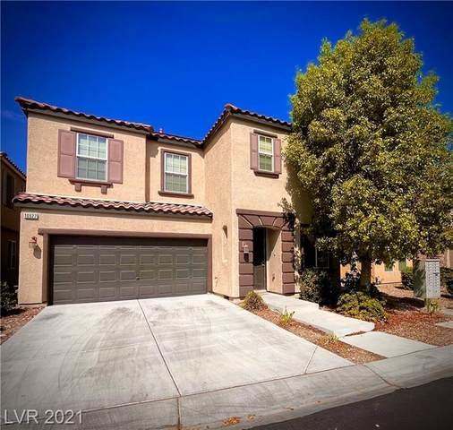 10927 Florence Hills Street, Las Vegas, NV 89141 (MLS #2334531) :: Jeffrey Sabel