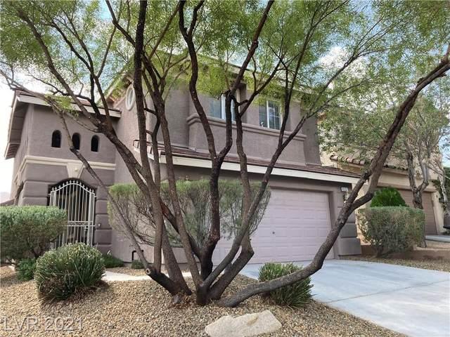 9327 Wishing Creek Avenue, Las Vegas, NV 89178 (MLS #2334534) :: Signature Real Estate Group