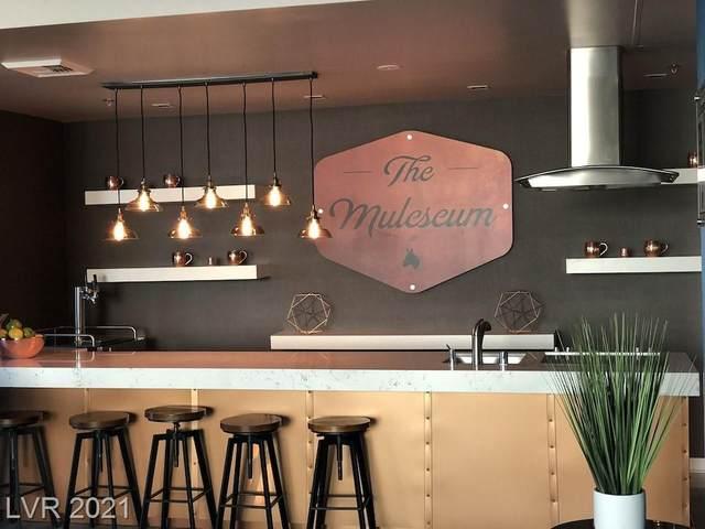 4381 W Flamingo Road #50301, Las Vegas, NV 89103 (MLS #2334553) :: Galindo Group Real Estate