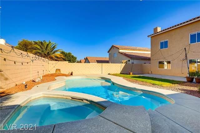 4410 Crimson Tide Avenue, North Las Vegas, NV 89031 (MLS #2334554) :: Lindstrom Radcliffe Group