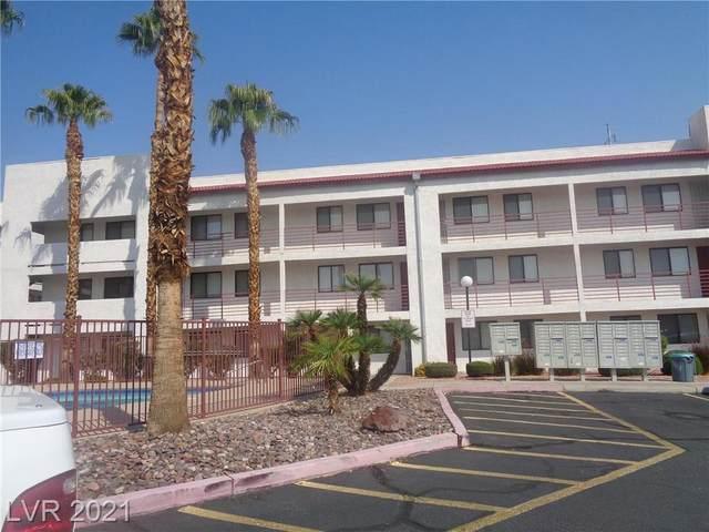 1381 E University Avenue #208, Las Vegas, NV 89119 (MLS #2334583) :: Jack Greenberg Group
