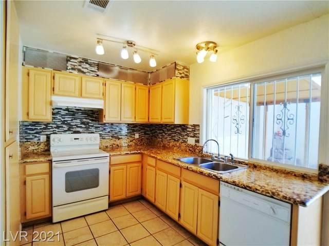 3111 Chadford Place, Las Vegas, NV 89102 (MLS #2334585) :: DT Real Estate