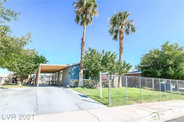 2505 Monte Carlo Drive, Las Vegas, NV 89108 (MLS #2334592) :: Galindo Group Real Estate