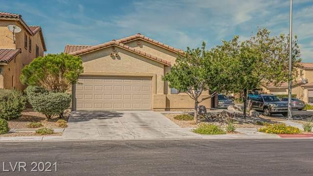 4316 Desert Home Avenue, North Las Vegas, NV 89085 (MLS #2334593) :: Jeffrey Sabel