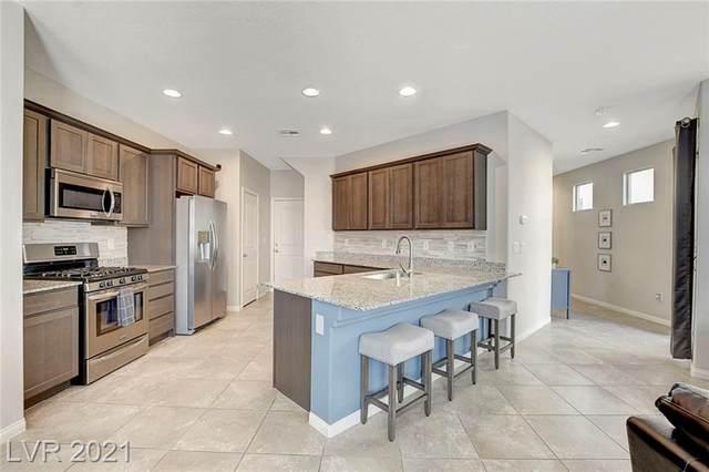 9226 Blue Agate Street, Las Vegas, NV 89178 (MLS #2334598) :: Lindstrom Radcliffe Group