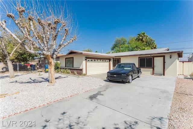 3584 Florrie Avenue, Las Vegas, NV 89121 (MLS #2334603) :: Jeffrey Sabel