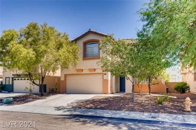 10988 Salernes Street, Las Vegas, NV 89141 (MLS #2334609) :: Lindstrom Radcliffe Group
