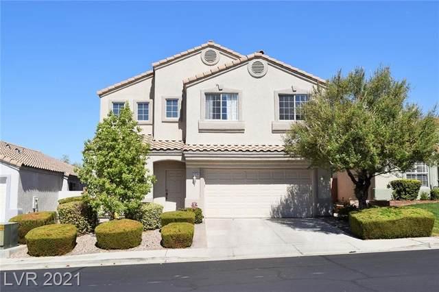 2534 Citrus Garden Circle, Henderson, NV 89052 (MLS #2334610) :: Signature Real Estate Group