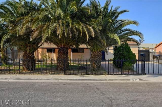 2804 Samantha Court, North Las Vegas, NV 89030 (MLS #2334615) :: Lindstrom Radcliffe Group