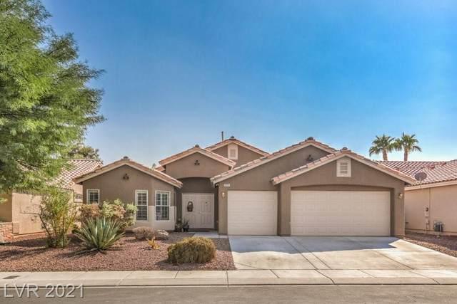 3723 Robin Knot Court, North Las Vegas, NV 89084 (MLS #2334625) :: Lindstrom Radcliffe Group