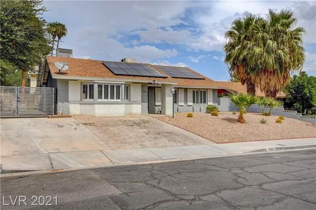 4500 E Rochelle Avenue, Las Vegas, NV 89121 (MLS #2334626) :: Jack Greenberg Group