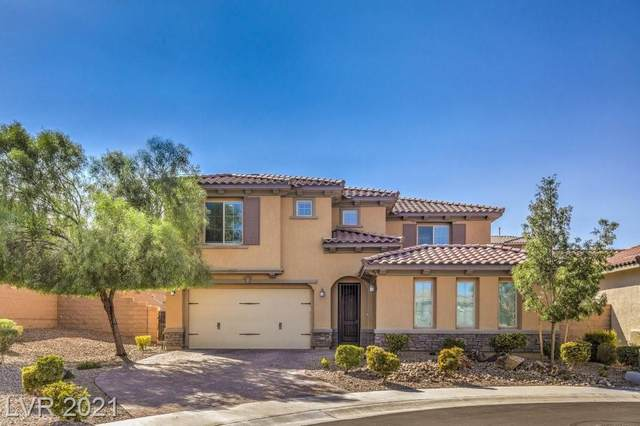 8107 Canyon Grassland Street, Las Vegas, NV 89166 (MLS #2334637) :: Lindstrom Radcliffe Group