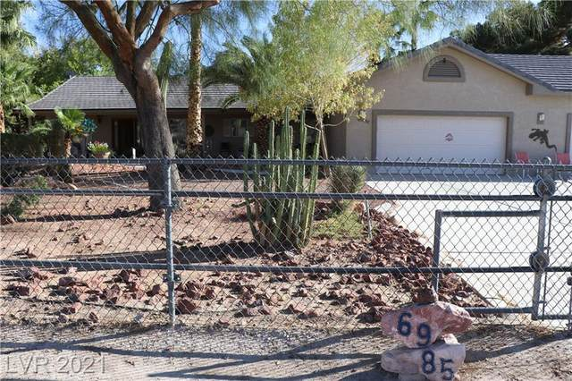 6985 Donald Nelson Avenue, Las Vegas, NV 89131 (MLS #2334641) :: Keller Williams Realty