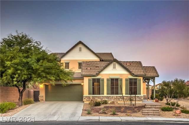 5928 Amick Street, North Las Vegas, NV 89081 (MLS #2334642) :: The Perna Group
