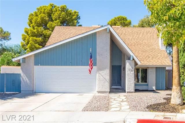 1127 Seno Court, Boulder City, NV 89005 (MLS #2334645) :: Lindstrom Radcliffe Group