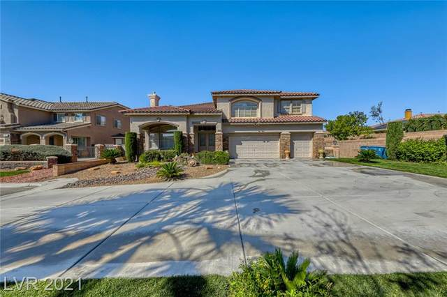 2909 Copper Beach Court, Las Vegas, NV 89117 (MLS #2334648) :: Lindstrom Radcliffe Group