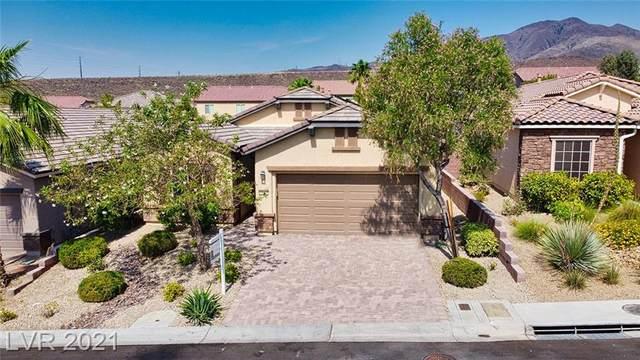 2584 Bechamel Place, Henderson, NV 89044 (MLS #2334653) :: DT Real Estate