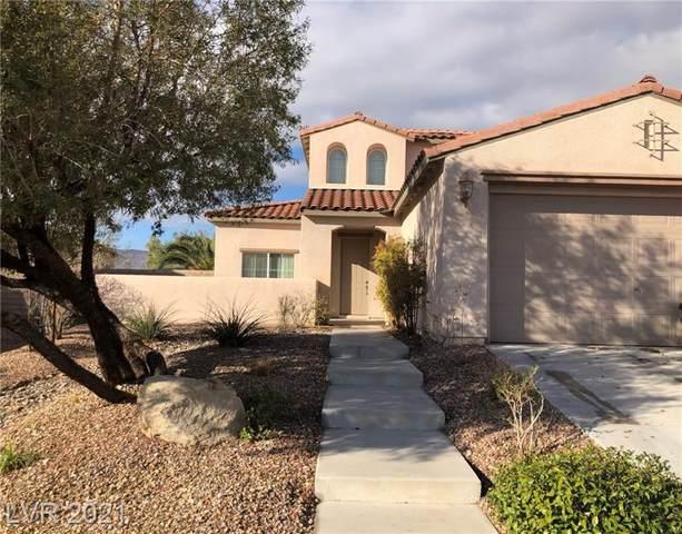 929 Tudela Court, Las Vegas, NV 89138 (MLS #2334654) :: Galindo Group Real Estate