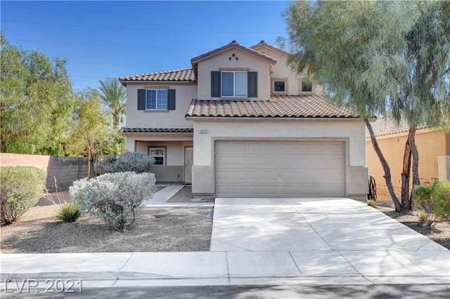 2825 Woodland Park Avenue, North Las Vegas, NV 89086 (MLS #2334656) :: Galindo Group Real Estate