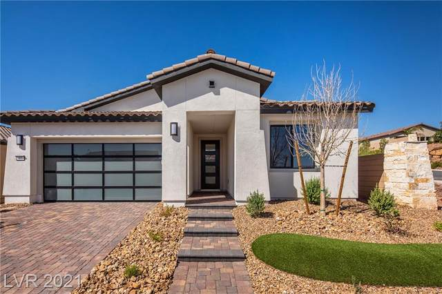 57 Stone Yucca Court, Henderson, NV 89011 (MLS #2334680) :: Custom Fit Real Estate Group