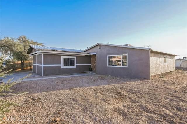 1102 Arapaho Way, Boulder City, NV 89005 (MLS #2334694) :: Signature Real Estate Group