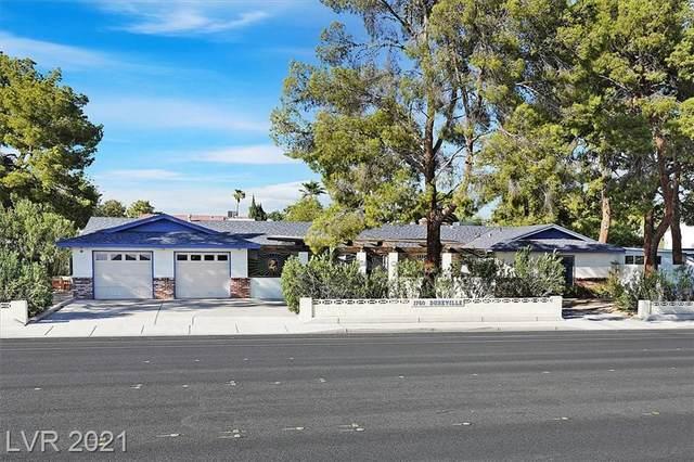 1760 Duneville Street, Las Vegas, NV 89146 (MLS #2334698) :: DT Real Estate