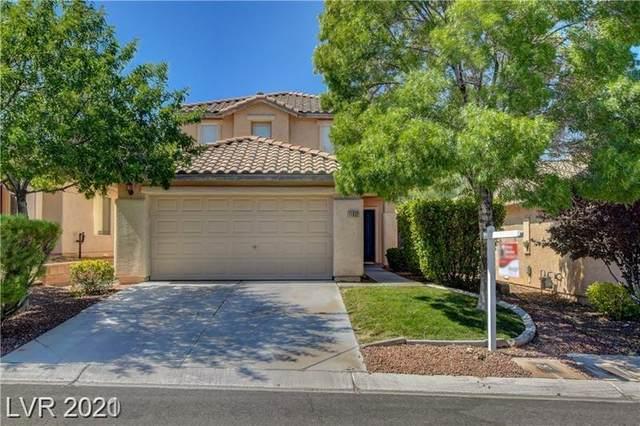 11032 Calder Avenue, Las Vegas, NV 89144 (MLS #2334703) :: Vestuto Realty Group