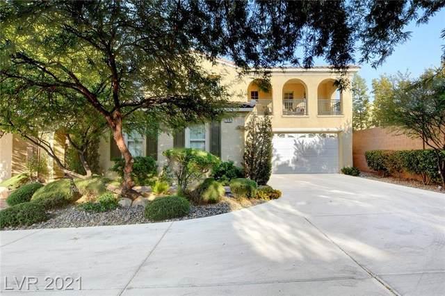 7642 Tantilla Court, Las Vegas, NV 89113 (MLS #2334711) :: Lindstrom Radcliffe Group