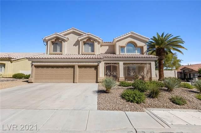 4346 Village Spring Street, Las Vegas, NV 89147 (MLS #2334713) :: Lindstrom Radcliffe Group
