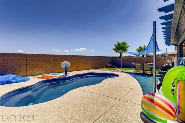 724 Topocoba Street, Las Vegas, NV 89178 (MLS #2334714) :: Lindstrom Radcliffe Group
