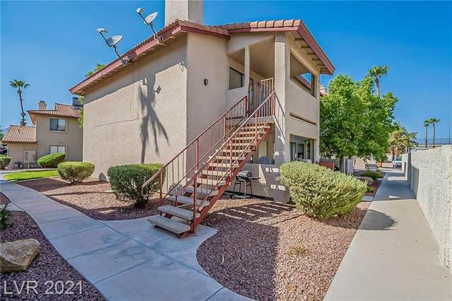761 Rock Springs Drive #202, Las Vegas, NV 89128 (MLS #2334729) :: Alexander-Branson Team | Realty One Group