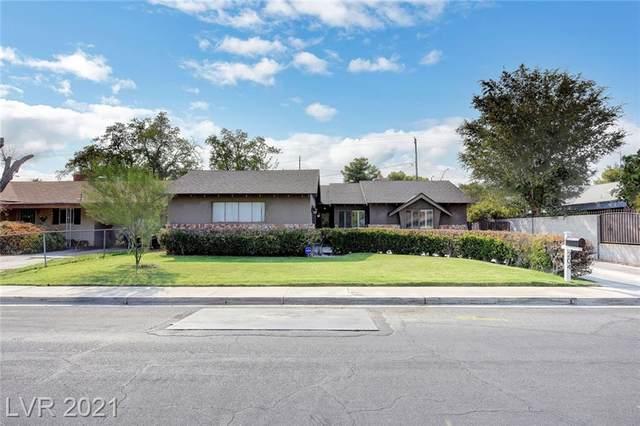 204 Rancho Vista Drive, Las Vegas, NV 89106 (MLS #2334760) :: DT Real Estate