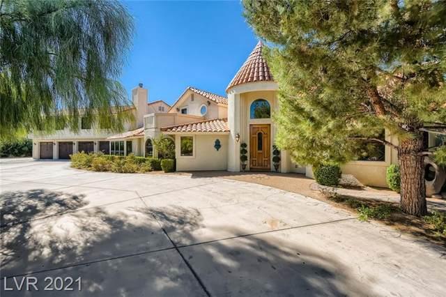 7117 Mira Vista Street, Las Vegas, NV 89120 (MLS #2334761) :: Keller Williams Realty
