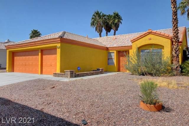 6356 Mint Frost Way, Las Vegas, NV 89108 (MLS #2334776) :: The Chris Binney Group | eXp Realty