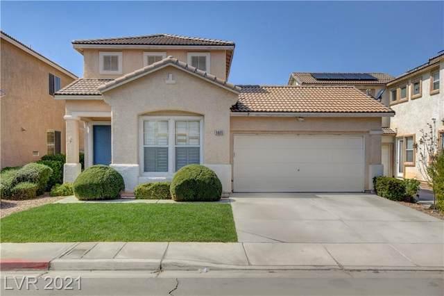 9805 Canterbury Creek Street, Las Vegas, NV 89183 (MLS #2334786) :: Galindo Group Real Estate