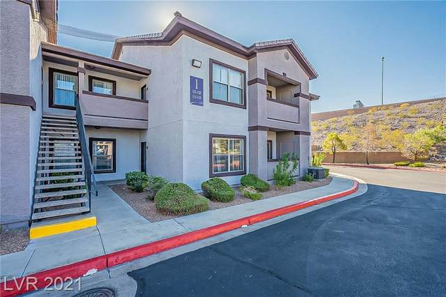 45 Maleena Mesa Street #115, Henderson, NV 89074 (MLS #2334790) :: Lindstrom Radcliffe Group