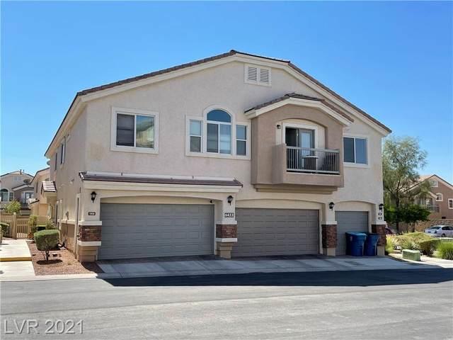 6433 Buck Jones Avenue #103, Las Vegas, NV 89122 (MLS #2334818) :: Lindstrom Radcliffe Group