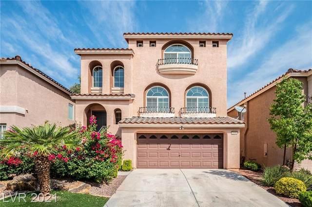 5990 Mendocino Hill Avenue, Las Vegas, NV 89139 (MLS #2334819) :: Galindo Group Real Estate