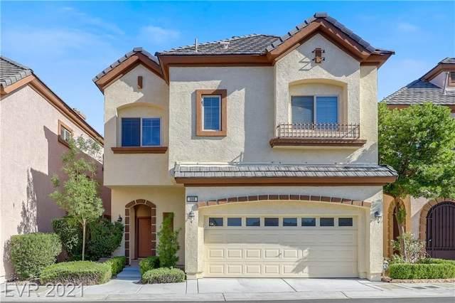 368 Hanbury Manor Lane, Las Vegas, NV 89145 (MLS #2334822) :: The Melvin Team