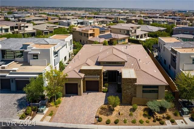 54 Glade Hollow Drive, Las Vegas, NV 89135 (MLS #2334837) :: Galindo Group Real Estate