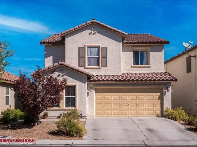 8624 Water Bucket Avenue, Las Vegas, NV 89143 (MLS #2334861) :: The Melvin Team