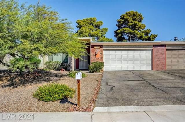 3722 E Hacienda Avenue, Las Vegas, NV 89120 (MLS #2334874) :: Vestuto Realty Group